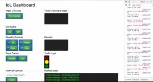 IoL Dashboard bootstrap